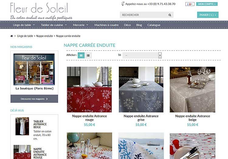 fleur de soleil. Black Bedroom Furniture Sets. Home Design Ideas