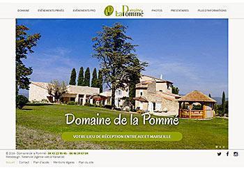 Domaine de la Pommé