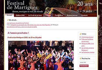 Festival de Martigues - Edition 2008