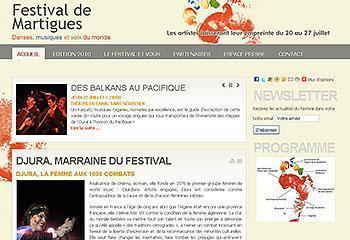 Festival de Martigues - Edition 2010