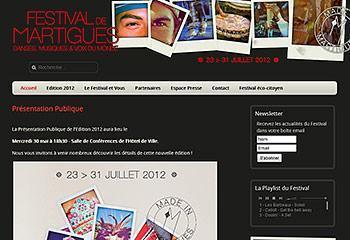 Festival de Martigues - 2012