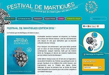 Festival de Martigues - 2013