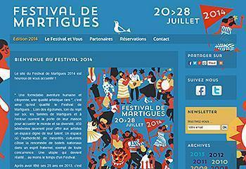 Festival de Martigues - 2014