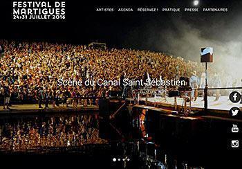 Festival de Martigues - 2016/2018