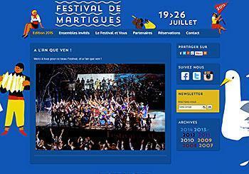 Festival de Martigues - 2015
