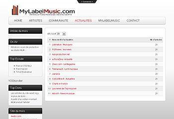 My Label Music