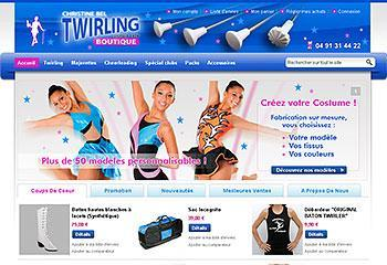 Twirling Boutique II